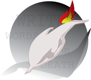 Burning Words: Write them Now!